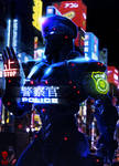 ADRIEL - Police Robot Enforcer