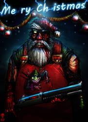 MERRY CHRISTMAS!!!! by The-Last-Phantom