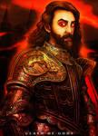 VLAD III TEPES - DRACULA - Clash of Gods