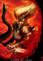 SIEGFRIED - Clash of Gods by The-Last-Phantom