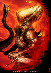 SIEGFRIED - Clash of Gods