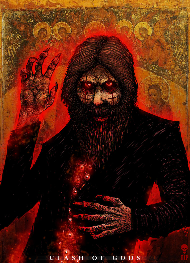 RASPUTIN - Clash of Gods by The-Last-Phantom
