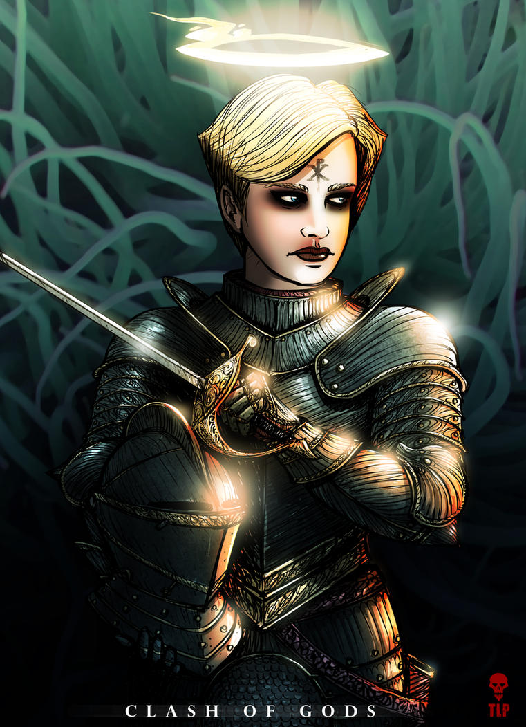 JOAN OF ARC by The-Last-Phantom