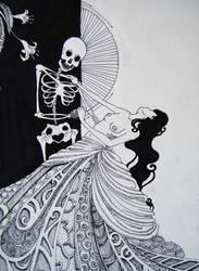 Danse Macabre by AthenaSphinx13