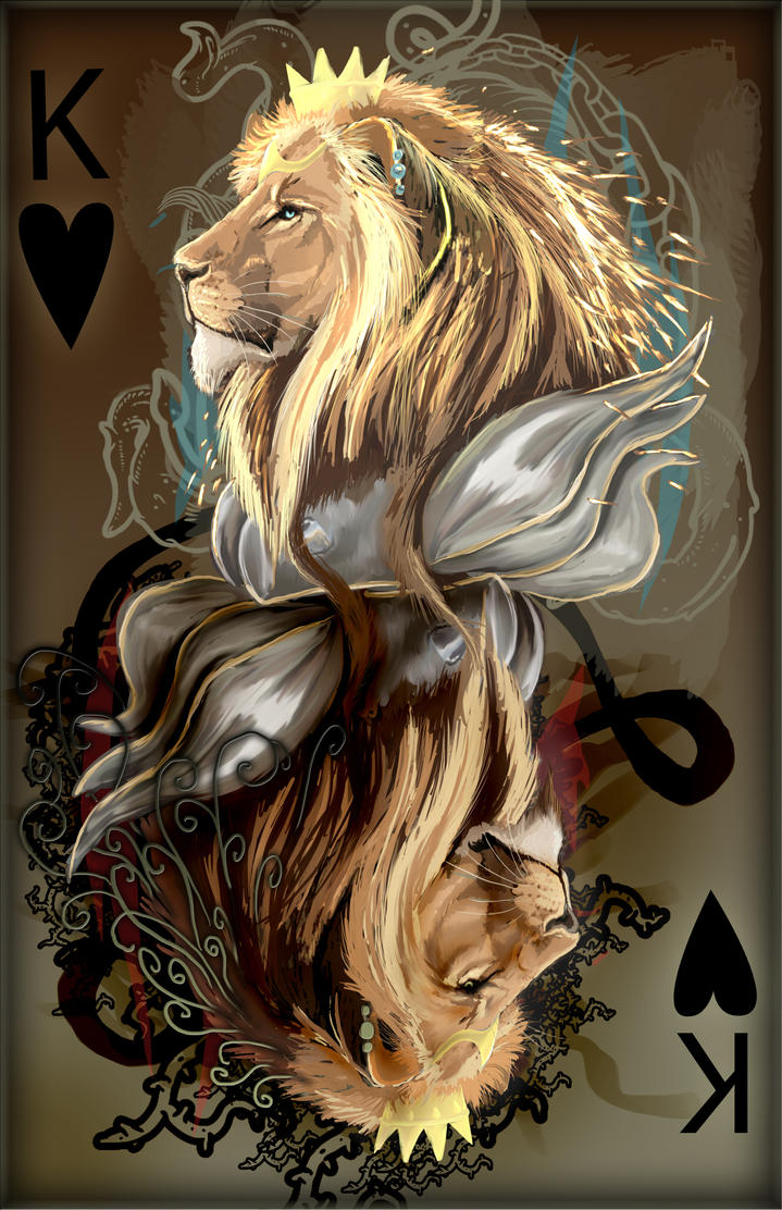 Card: Kings Of Hearts by Decadia on DeviantArt
