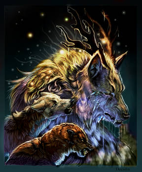 The Hunt Spirits