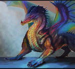 Dragon Of Opal