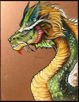 El Dragon Verden by Decadia