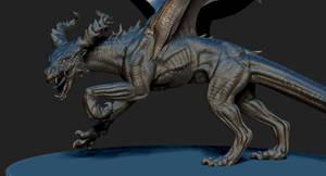 3D Dragon V