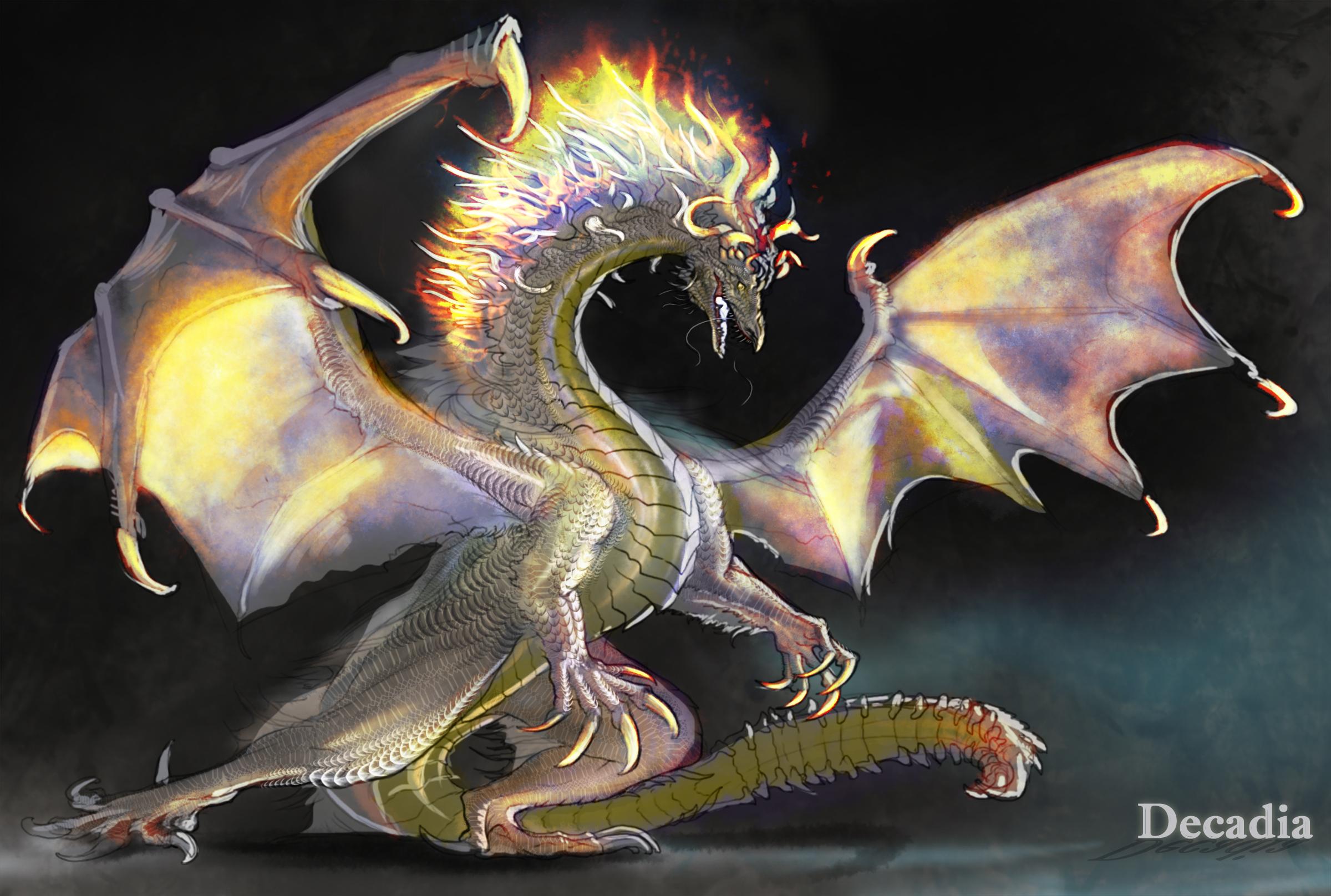 Sun Dragon V2 by Decadia