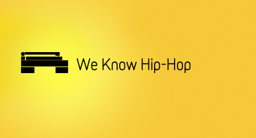 We Know Hip-Hop Logo by Kip0130