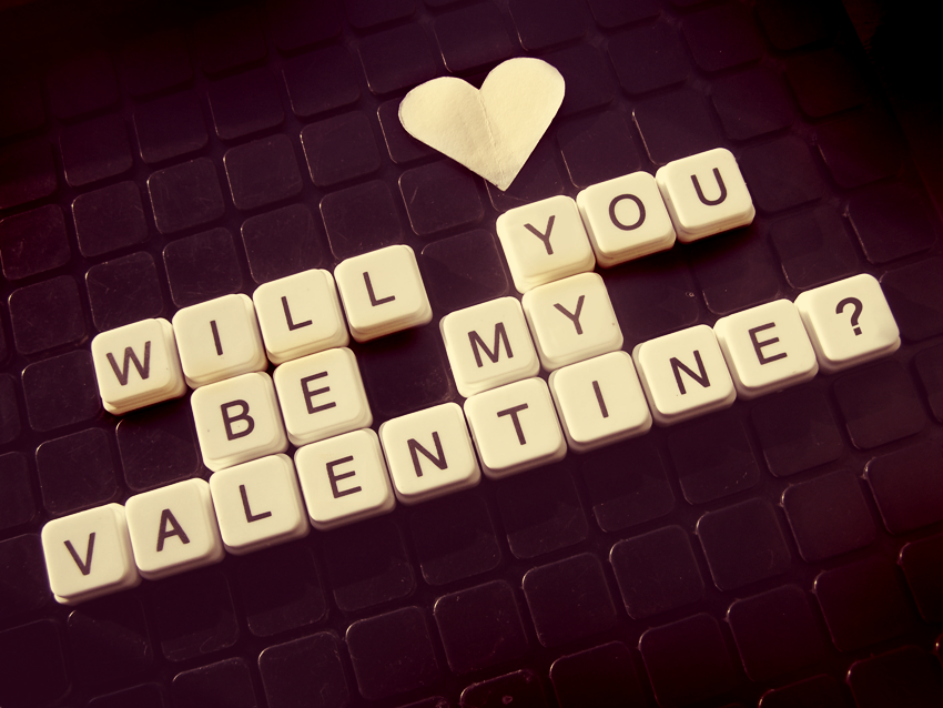 will you be my valentine? by SsGirlo