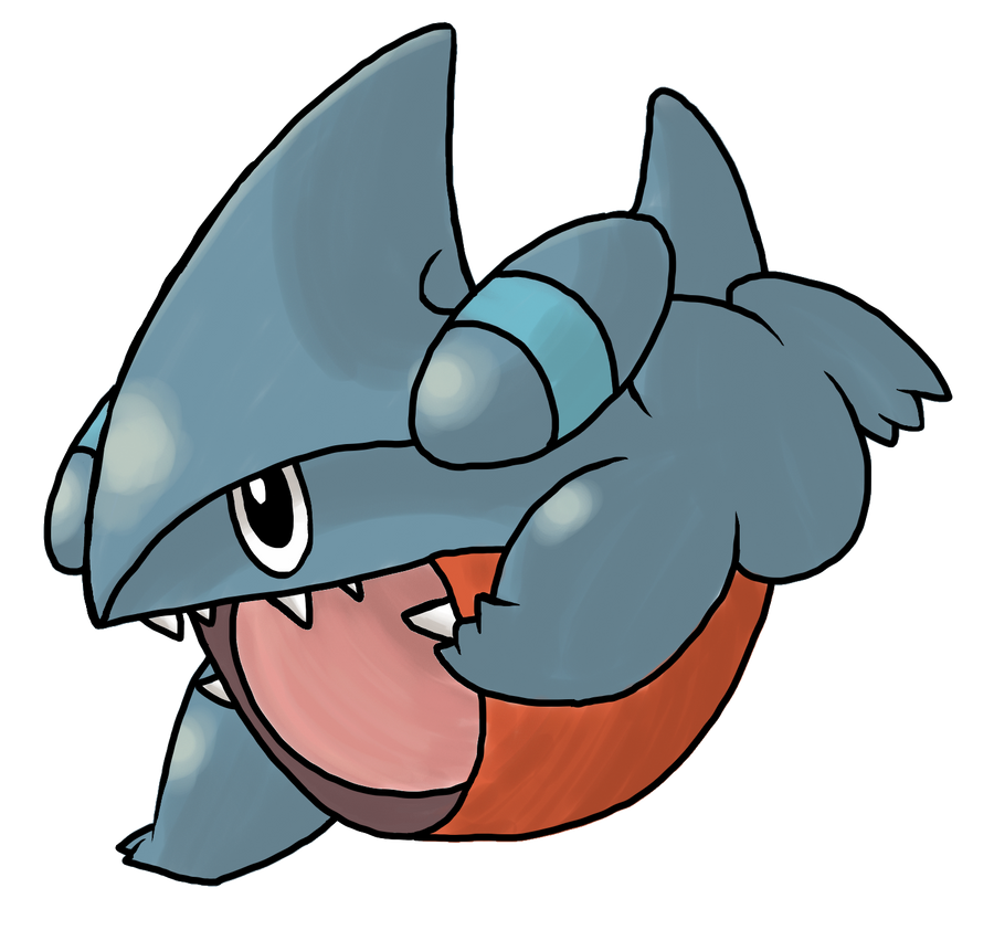 How To Draw Gible