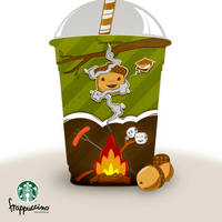 Campfire S'mores by Clanceypants