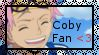 One Piece Coby Fan Stamp by PrettyKitty-13