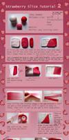 Strawberry Slice Tutorial -2-