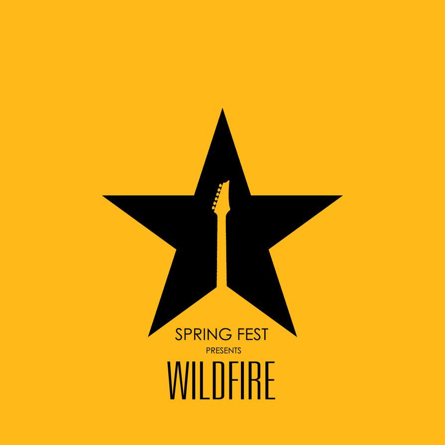Wildfire Logo by avikdey