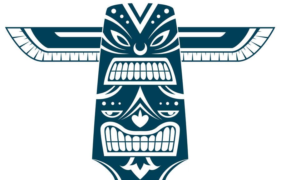 Trippy Totem by avikdey