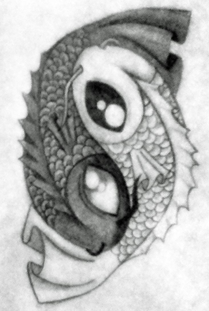 Yin yang koi fish by teenuhhh on deviantart yin yang koi fish by teenuhhh publicscrutiny Image collections