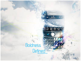 Boldness Defined by fiyah-gfx