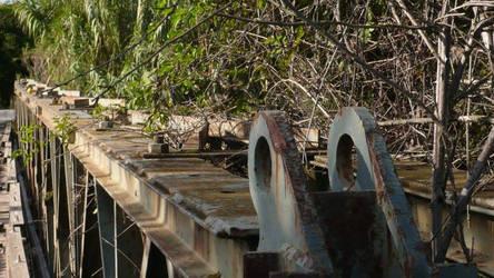 Iron Bridge in Epirus