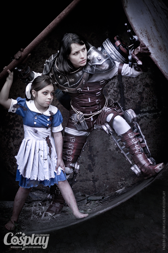 1000+ images about Barefoot Cosplay [bocukom.com] on ...  Bioshock