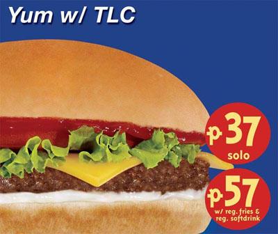 Yum with TLC by jollibee