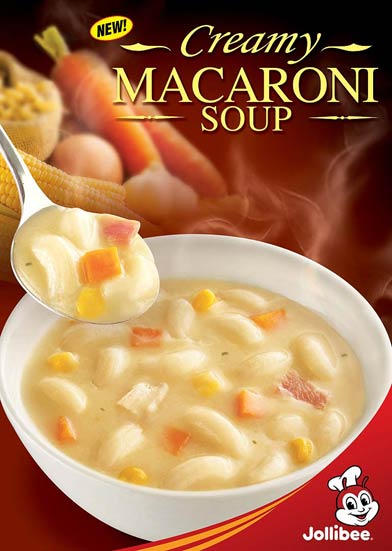 Jollibee Creamy Macaroni Soup by jollibee