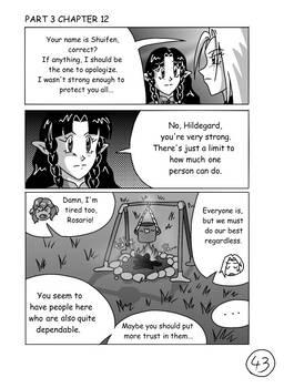 Utsukishi Rosaura Part3 Chapter12 Page43