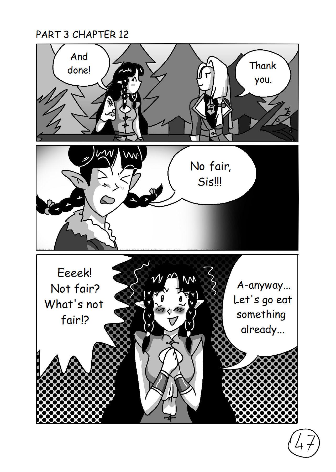 Utsukishi Rosaura Part3 Chapter12 Page47