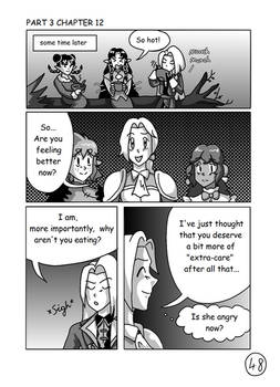 Utsukishi Rosaura Part3 Chapter12 Page48