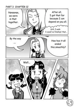 Utsukishi Rosaura Part3 Chapter12 Page49