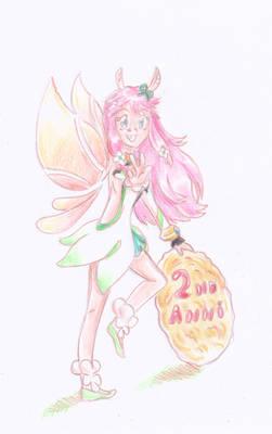 Dragalia 2nd Anniversary fanart 4