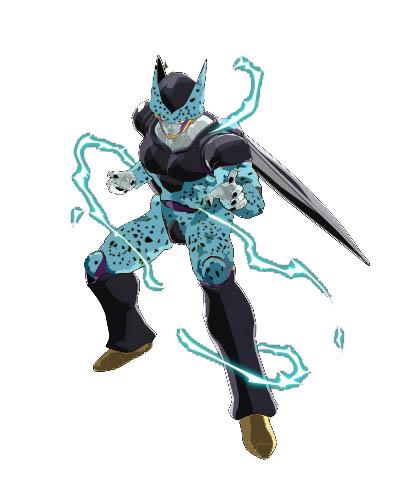 Super Cell Jr Raging Blast By Trunks95 On Deviantart
