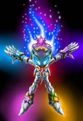 Harmonic Sonic by PrinceDashLunar