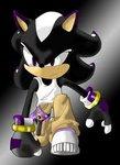 Dash the Hedgehog by PrinceDashLunar