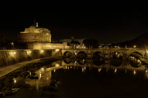 Castel Sant' Angelo by ameliamarina