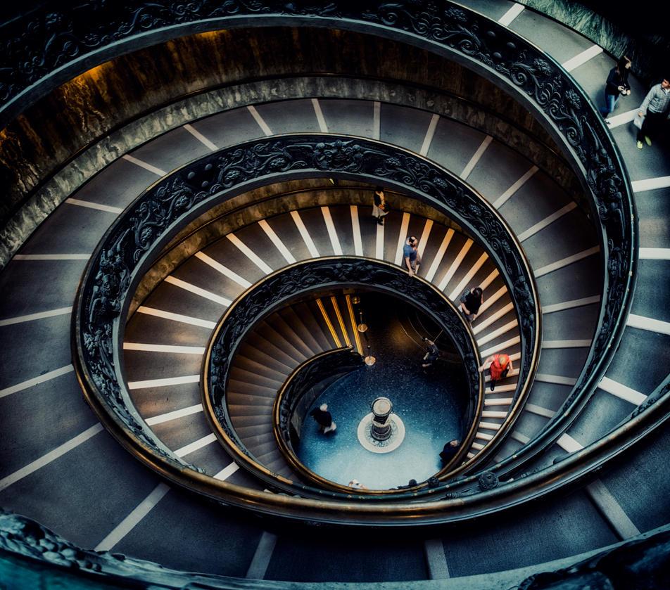 Bramante Staircase by ameliamarina