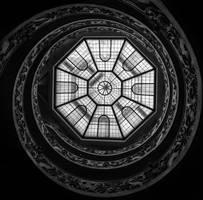 Bramante Staircase II by ameliamarina