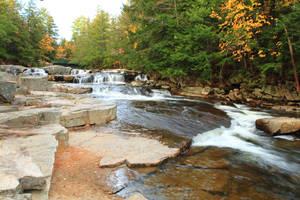 Jackson Falls by Celem