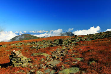 Crawford Path in September by Celem