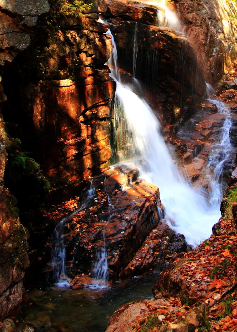 Avalanche Falls 2 by Celem