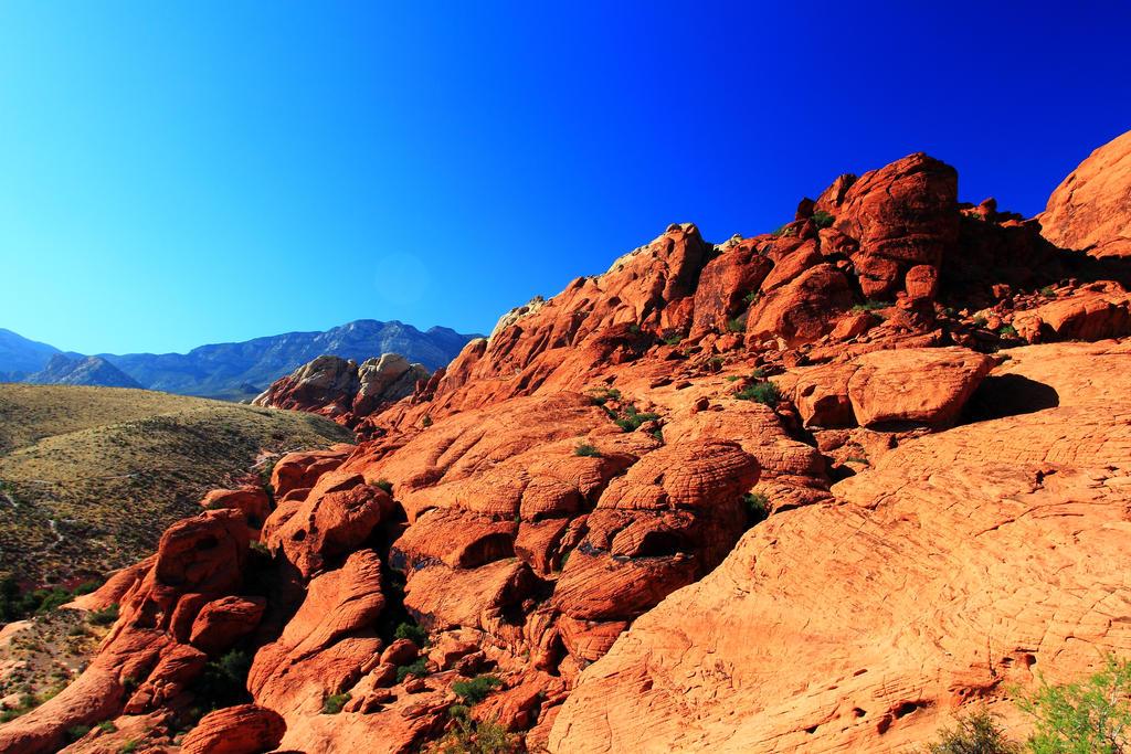 Hot Desert Day by Celem