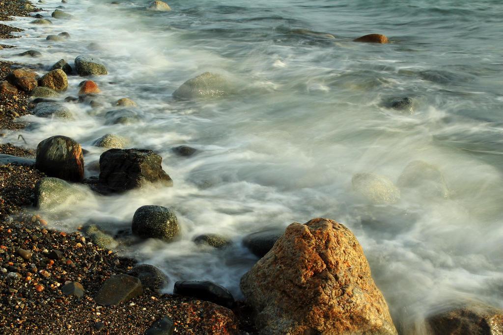 Rocky Beach by Celem