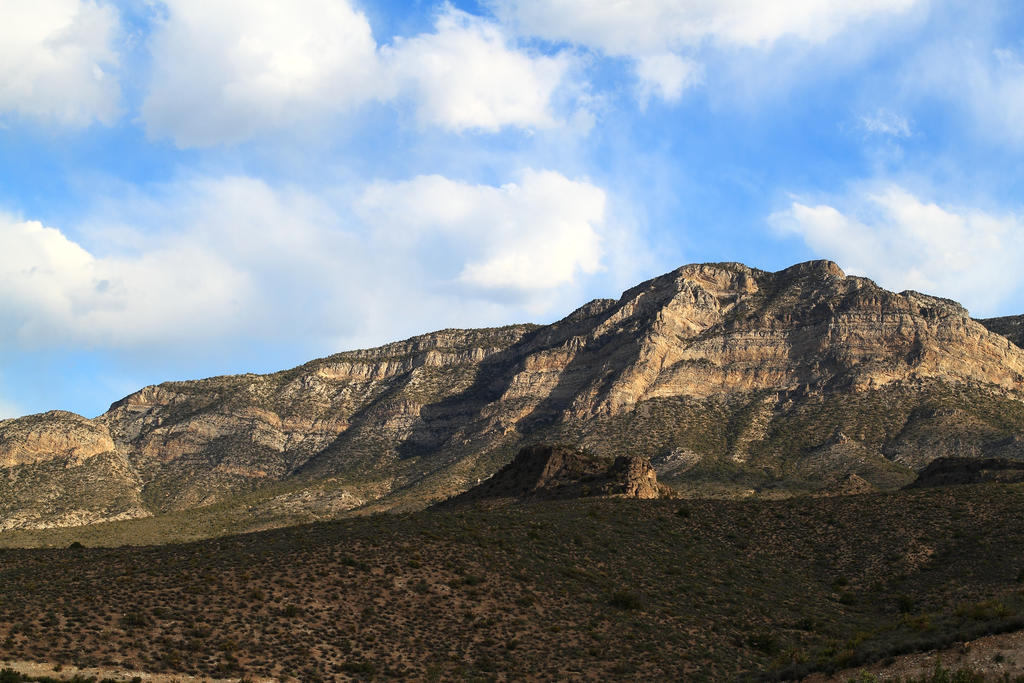 Stock Desert Mountain by Celem