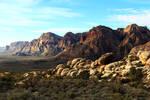 Stock: Spring Mountain Range