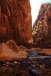 Stock: Canyon Stream