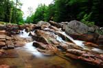 Stock: Three Small Falls
