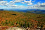 Stock: View from Mt Major