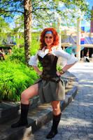 Zarina the Pirate Fairy by Celem